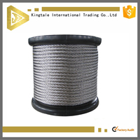 7x7 Hot-dip Galvanized Wire Rope