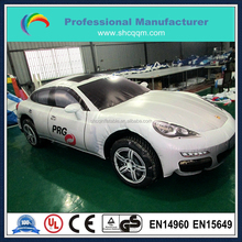 Advertising inflatable car model,inflatable car replica for auto show