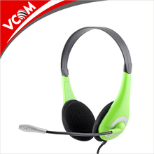 Standard Headphones Slim Headset with Mic from China Headset Factory