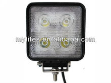 2012 latest car 4wd accessories, led driving light, 40w running light led,auto parts
