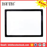 free sample open hot sexy college girl photo frame made in China