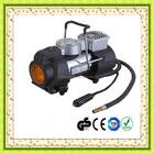 12 V compressor de ar do carro bomba de ar do pneu inflator com luz LED