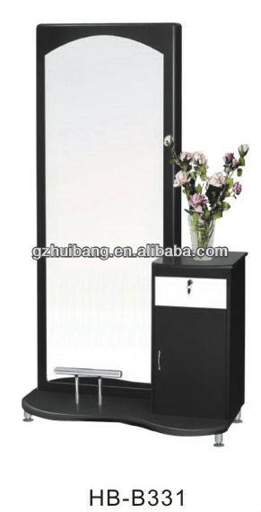 Top kwaliteit spiegel salon station spiegels met trolley kappers stations te koop andere - Spiegel salon ...