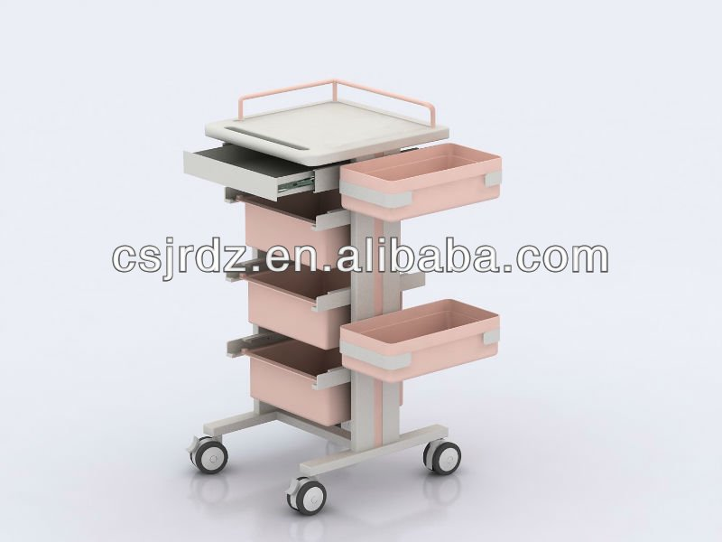 JD-0305-1 Durable Medicine Delivery Trolley/cart