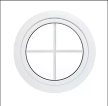 Modern home design aluminum round window for sale