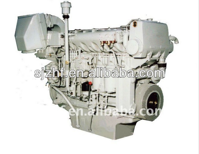 TBD604BL6 Deutz mwm large power marine diesel engine