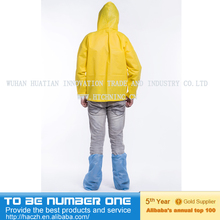 2014 new fashion disposable asbestos protective suit