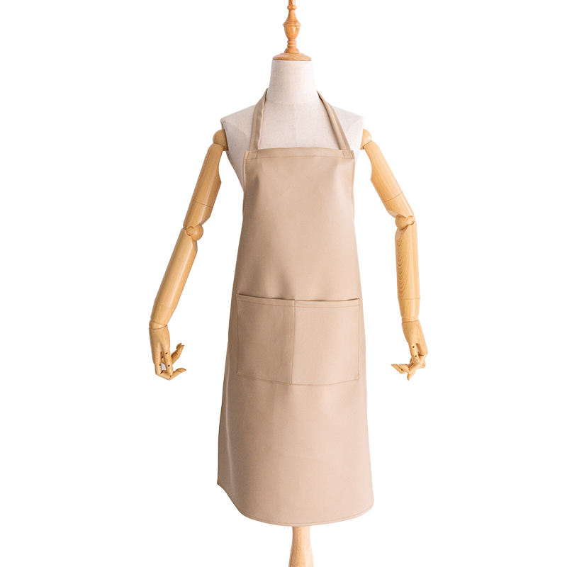 Us $<strong>3</strong> for <strong>a</strong> apron sample waterproof khaki lightweight practical multifunction adult work pu leather apron