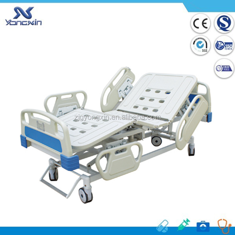 YXZ-C506 specifications of remote control antique iron hospital electric beds