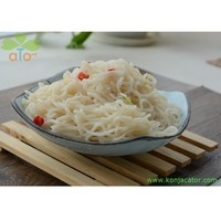 China supplier wholesale shirataki noodles with high dietary fiber, low carb foods