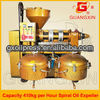 automatic combined helix sunflower oil mill