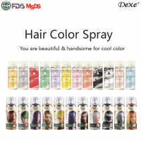 spray temporary hair color with private label of hair color spray