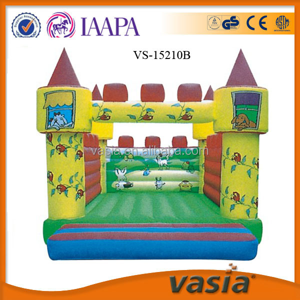 Hot-selling Customize Inflatable bouncy castle for sale