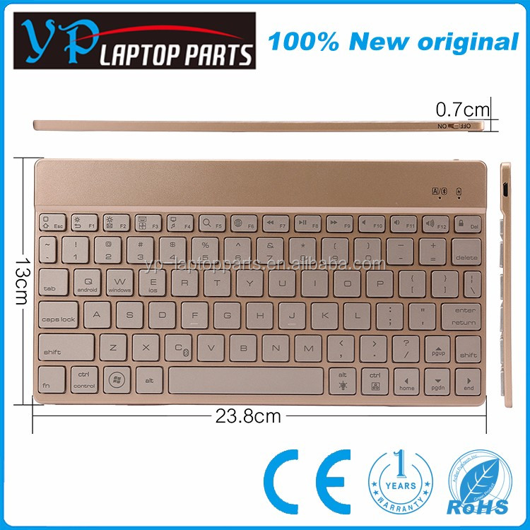 Smart mini type bluetooth Aluminum alloy keyboard use for Iphone or other smartphone