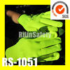 RILIN SAFETY traffic glove ,light-up gloves Guangdong suppliers with CE