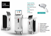 Hot Selling!!! strong Power!!!808 Diode Laser Hair Removal Machine For Sale Fast Hair Removal In On-motion Way
