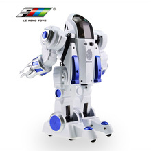 New style hot selling electric educational cool walking motor robot kit for kids
