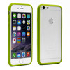 New arrival soft bumper and hard back case, cute colorful bumper case for iphone 5/6