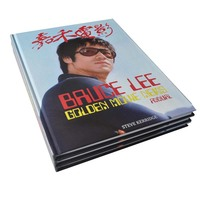 China supplier professional full color casebound hardcover photo album book printing