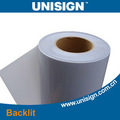 Unisign Hot Sale Laminated scrimless PET backlit film