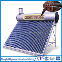 Custom Copper Coil Heat Exchanger Hot Water Geysers Pre-heated Solar Heater with