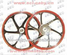 CD110 17 inch motorcycle alloy rims wheel