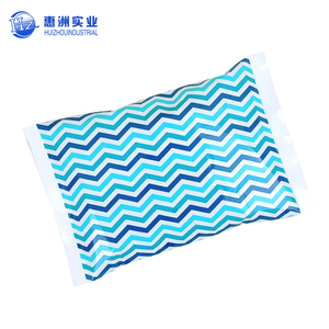Customized mini gel ice packs cold hot compress gel pack bag