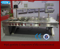 Chinese factory Commercial western Restaurant kitchen equipment for hotel restaurant