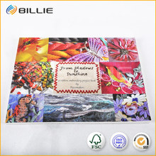 2014 The best full color softcover book print