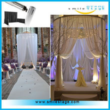 pipe and drape & wedding chuppah for wedding decoration