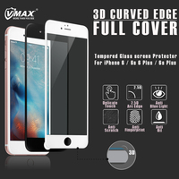 Best price!!explosion-proof high quality color tempered glass screen protector for iphone 6 / 6s