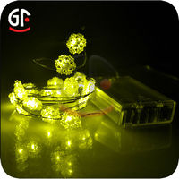 Hot Product Halloween Decoration Led Curtain String Light