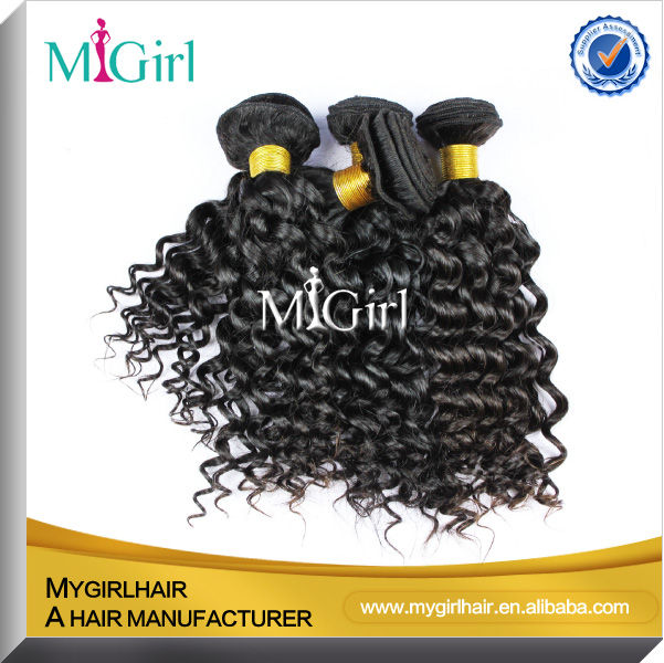 MyGirl Raw Material Virgin Human Hair Suppliers Guangzhou Xibolai Hair Products Firm