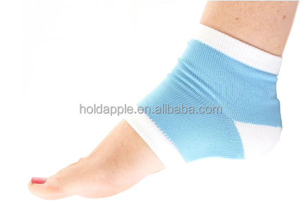 High Quality Moisturizing Socks - For Men, Women, or Kids - Gel Diabetic Compression Gel Socks Moisturize HA01237