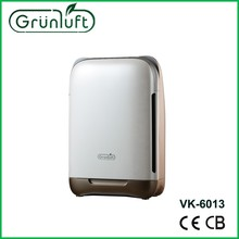 Room air purifier with ionizer