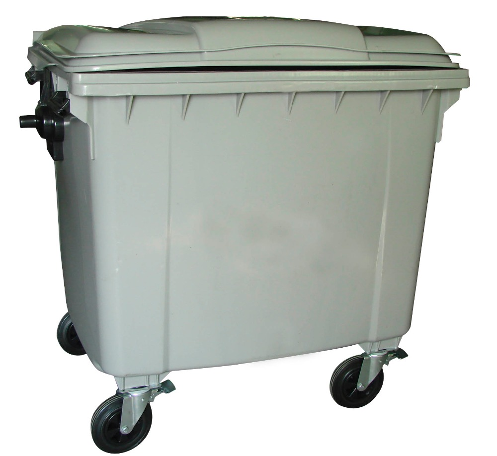 Multi-colors Big Size Garbage Container Waste Bin with Foot Pedal