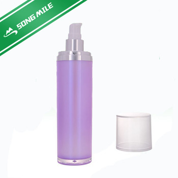Empty Acrylic Bottle Airless Bottle for Lotion