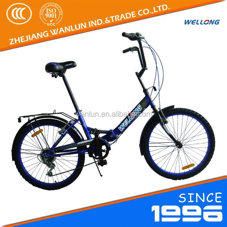 Most popluar New type 20 24 inch lightweight folding bike