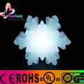 Color changing night light Christmas decoration LED snowflake