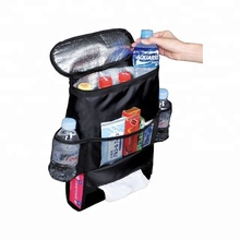 Multi-Pocket Travel Storage Bag Car Seat Back Organizer