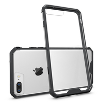 transparent cell phone case for apple iphone 7