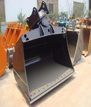 low price excavator implements hitachi EX30 1000mm width mud bucket