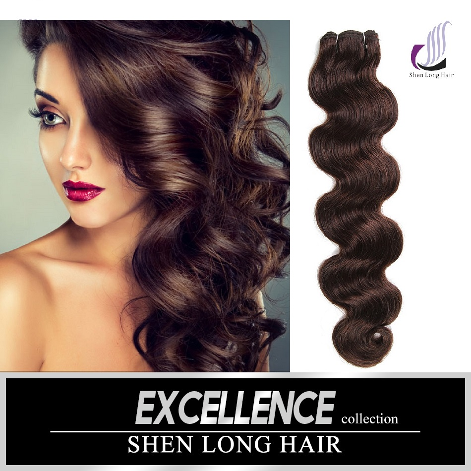 Shenlong luxury hair hot style body wave remy hair 100 human hair extensions for white women