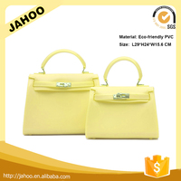 Korea Fashion Ladies Handbag,Beach Bag Plastic,Beach Bag Waterproof