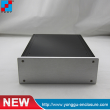 Foshan Manufacturer High Quality Aluminum Alloy Square diy amplifier tube aluminum shell