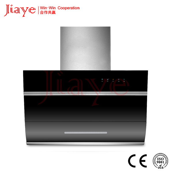 Kitchen stove hood/ Vented Exhaust Kitchen Chimney Hood JY-C9108