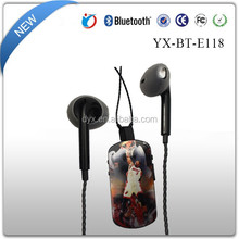 Hot Product Multifunctional Light Weight Universal Popular Volume Control Noise Cancelling Best Sound Bluetooth Earphone
