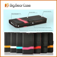 Leather mobile phone case for Samsung Galaxy S5