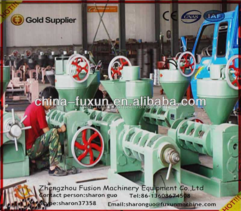 Multi-functional And High Quality Automatic homemade soybean oil press/oil press machinery manufacturers