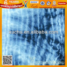 Viscose Lycra Tie Dye Knitted Fabric